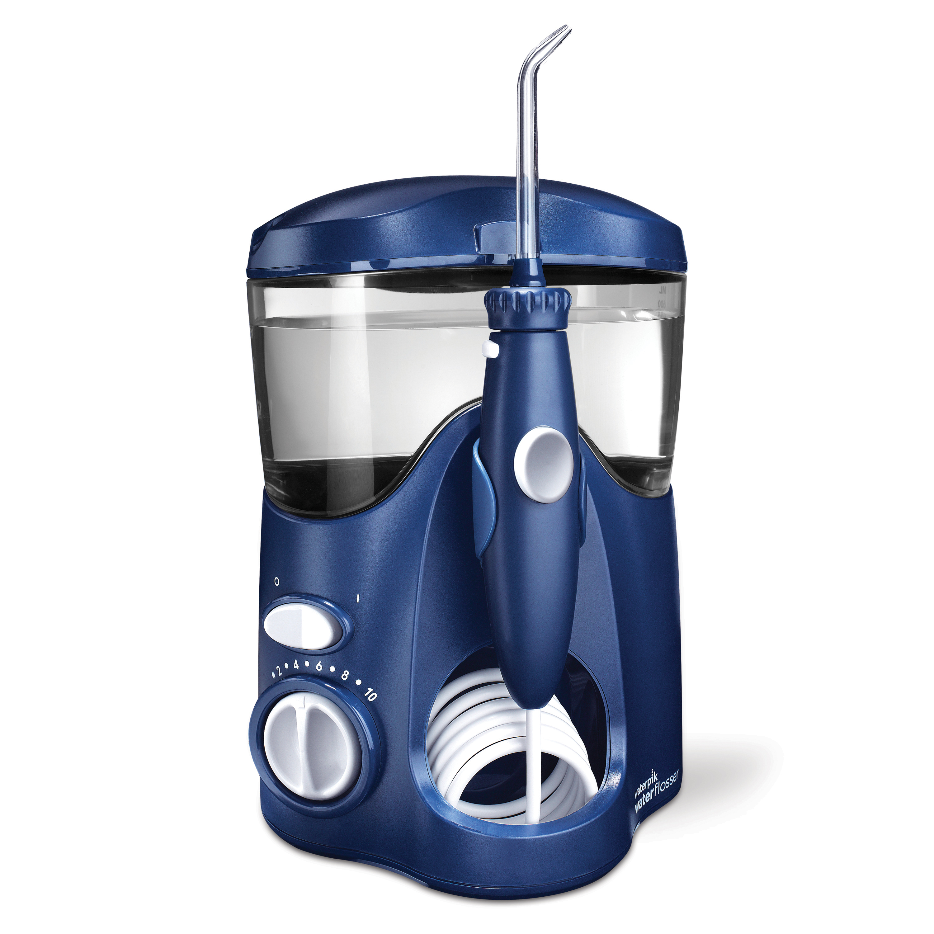 Waterpik Ultra Countertop Water Flosser WP-113, Blue
