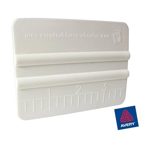 Handheld Squeegee (VViViD Avery White High-Glide Rigid Plastic Handheld Vinyl Wrap Application)