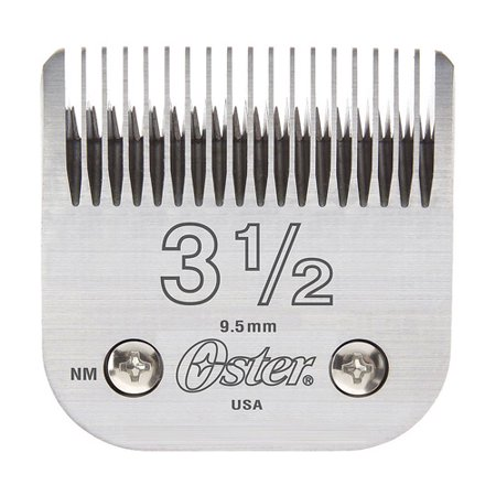 Oster Professional Detachable Claasic 76 Clipper Replacement Blade 76918-146, Size 3-1/2 Inc, 1