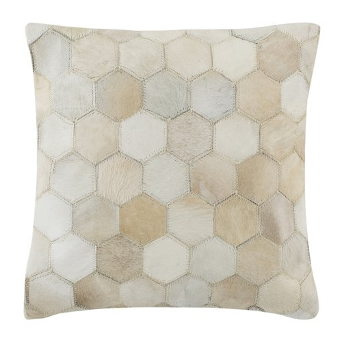 Foundry Select Altieri Tiled Natural Throw Pillow by