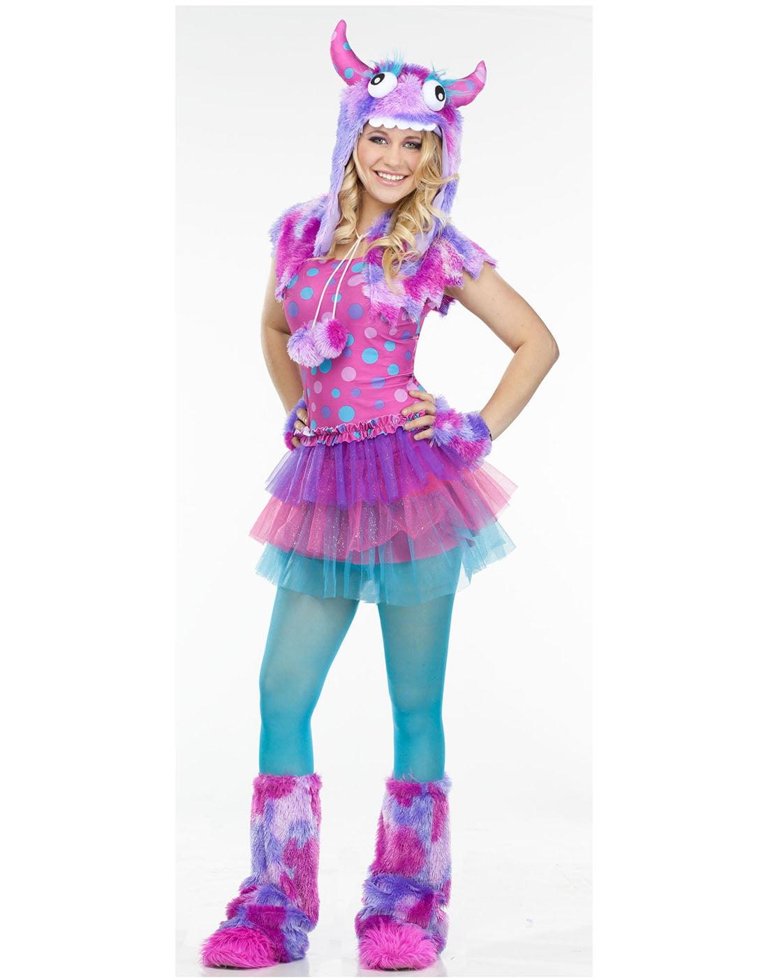sc 1 st  Walmart.com & Polka Dot Monster Teen Halloween Costume - One Size - Walmart.com
