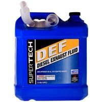 Super Tech DEF Diesel Exhaust Fluid, 2.5 Gallon