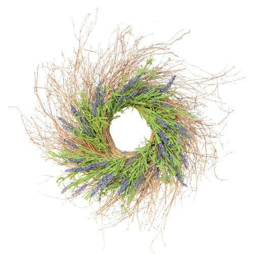 Fantastic Craft Wild Lavender Wreath