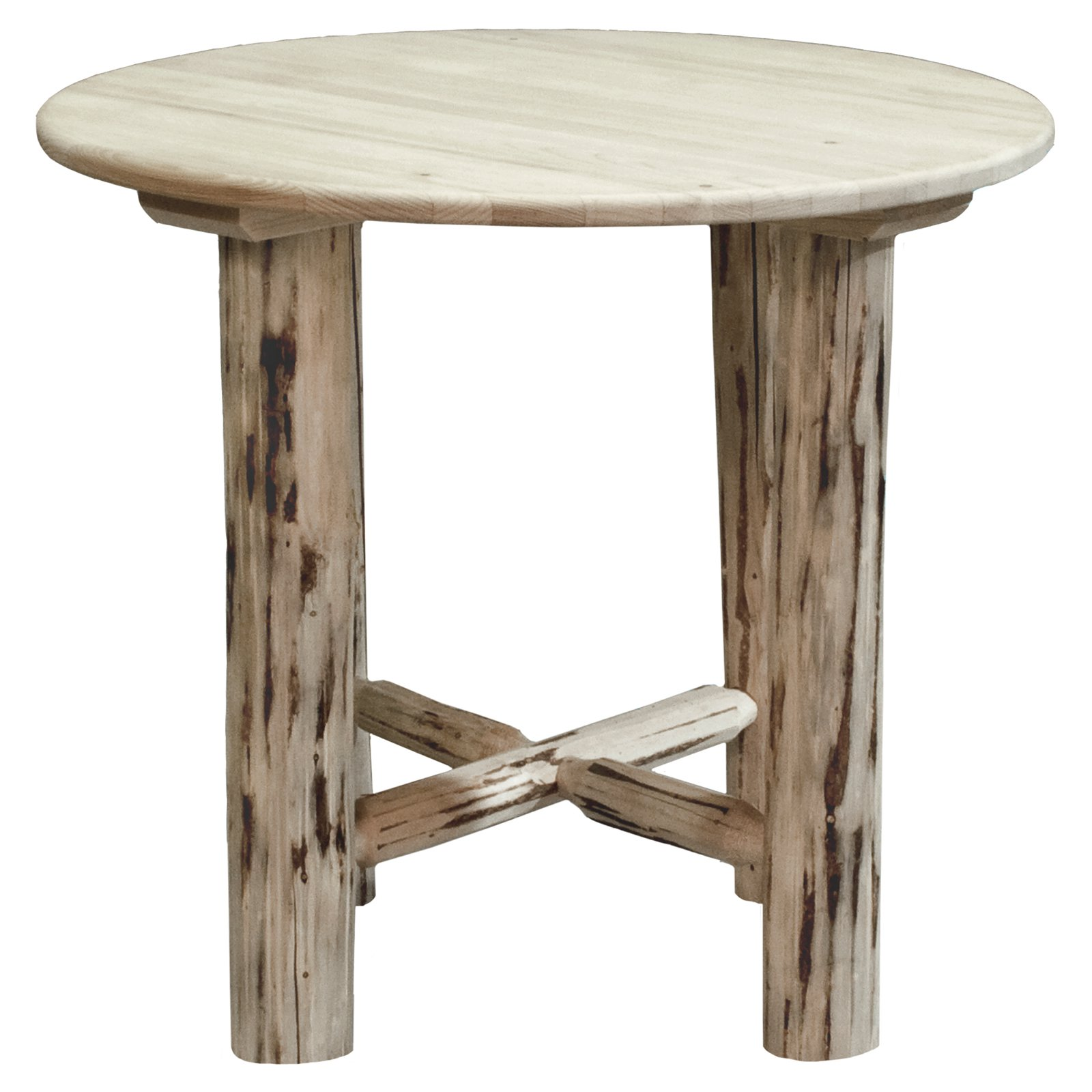 Montana Woodworks Montana Counter Height Bistro Table