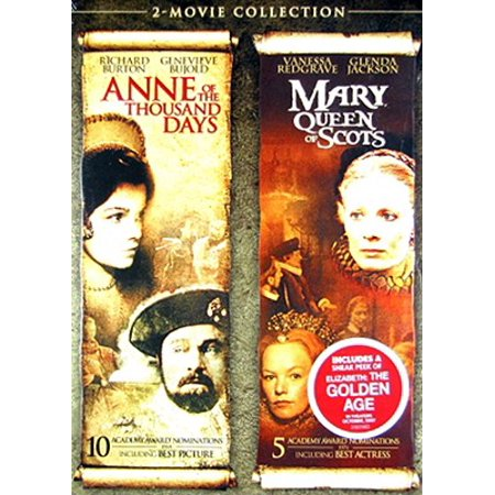Anne Of The Thousand Days / Mary Queen Of Scots (DVD)