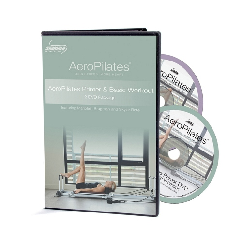 Stamina AeroPilates Workout DVD - Primer and Basic Workout