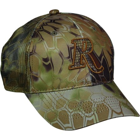 Outdoor Cap mens Remington Kryptek Camo Cap