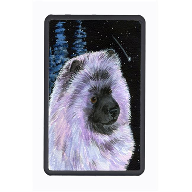 Carolines Treasures SS8412KFC Starry Night Keeshond Kindle Fire Snap on Case