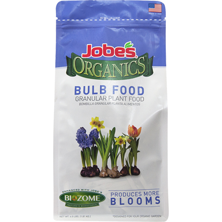 Jobe's Organic 8lbs. Granular Bulb Plant