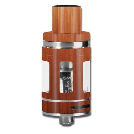 Skin Decal For Smok Micro Tfv8 Baby Beast Vape Mod / Smooth Maple Walnut (Maple Walnut)