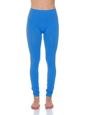 68ff70d9038725 Product Image Essential Basic Women Ankle Length Seamless Fleece Lined  Leggings - Jr - Plus Sizes