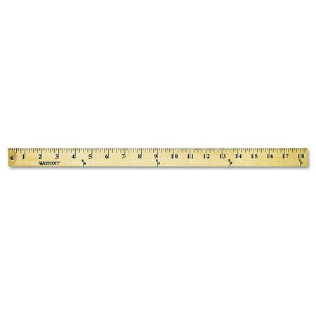 Measuring Stick (Product of Westcott Wood Yardstick - Measuring & Layout Tools [Bulk)