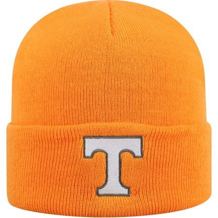 Men's Russell Tennessee Orange Tennessee Volunteers Team Cuffed Knit Hat - OSFA - Tennessee Volunteers Hats