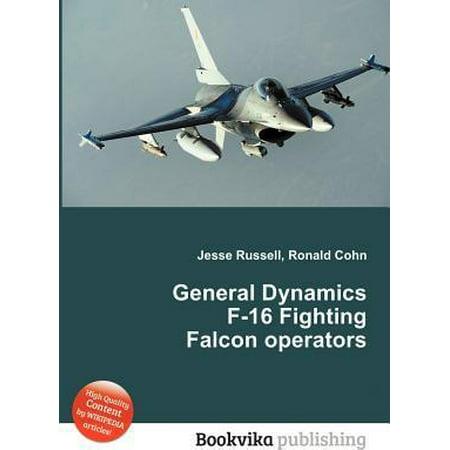 General Dynamics F 16 Fighting Falcon Operators