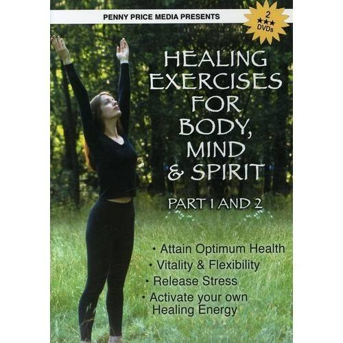 Healing Exercises for Body Mind & Spirit Part 1 & by PRO-ACTIVE ENTERTAINMENT