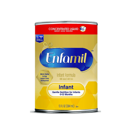 Enfamil infant concentrated liquid enfamil concentrated liquid.