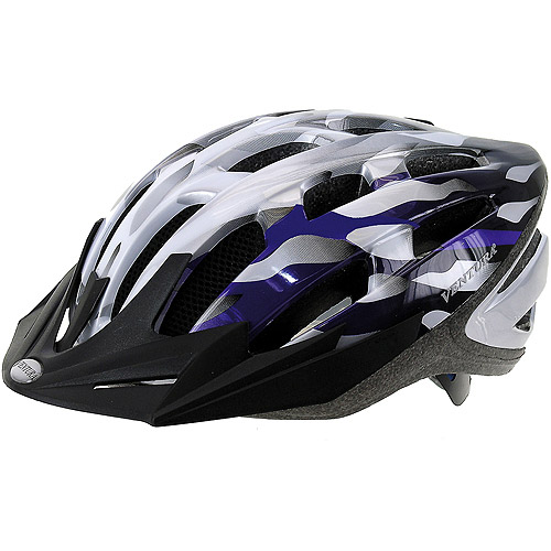 Ventura In-Mold Reflex Bike Helmet, Large