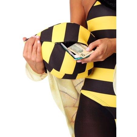 Women's Honey Bee Bodysuit Costume - image 1 de 3