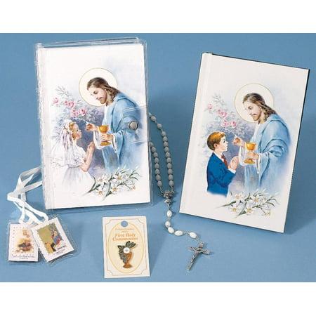 Catholic Mass Cards - Catholic Book Publishing First Mass Book (Good Shepherd) Vinyl Set