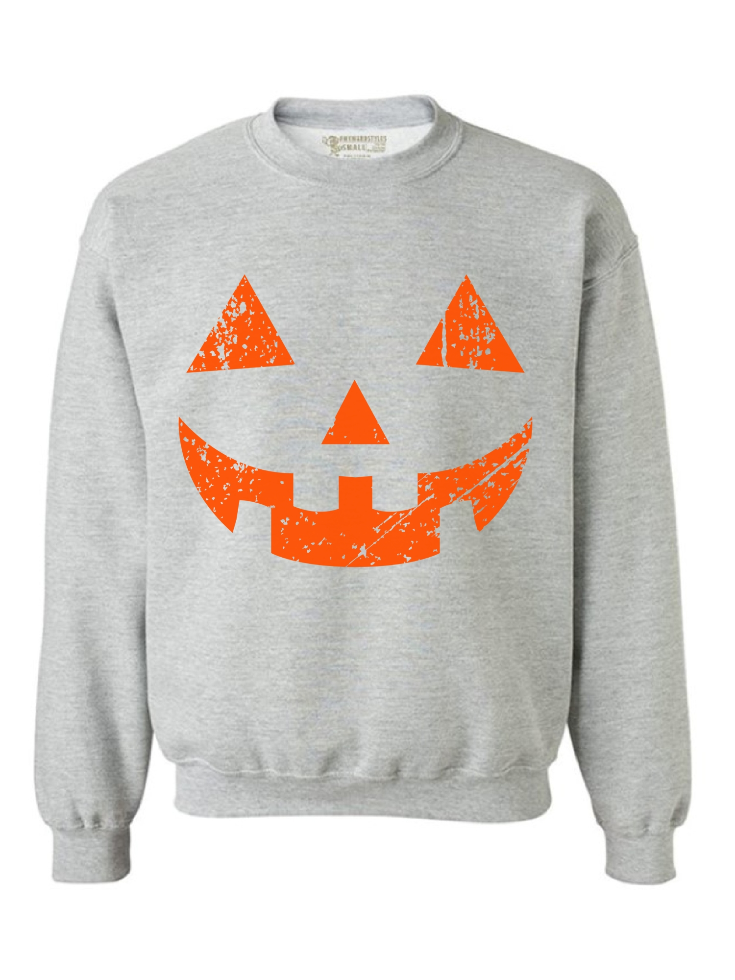 Toddler Halloween Pumpkin 1 ComfortSoft Long Sleeve Shirt