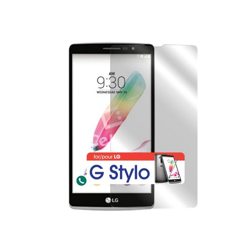 Cellet Premium Tempered Glass Screen Protector for LG G Stylo (0.3mm)