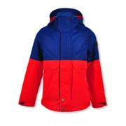 Perry Ellis Boys' Color-Blocked Hooded Jacket (Big Boys)