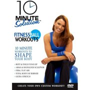 10 Minute Solution: Fitness Ball Workouts by
