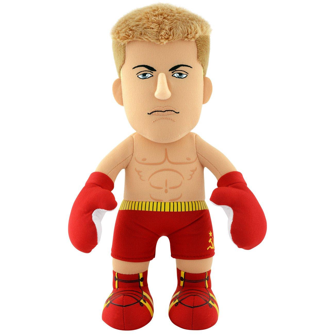 "Rocky 40th Anniversary: Ivan Drago 10"" Plush Figure"