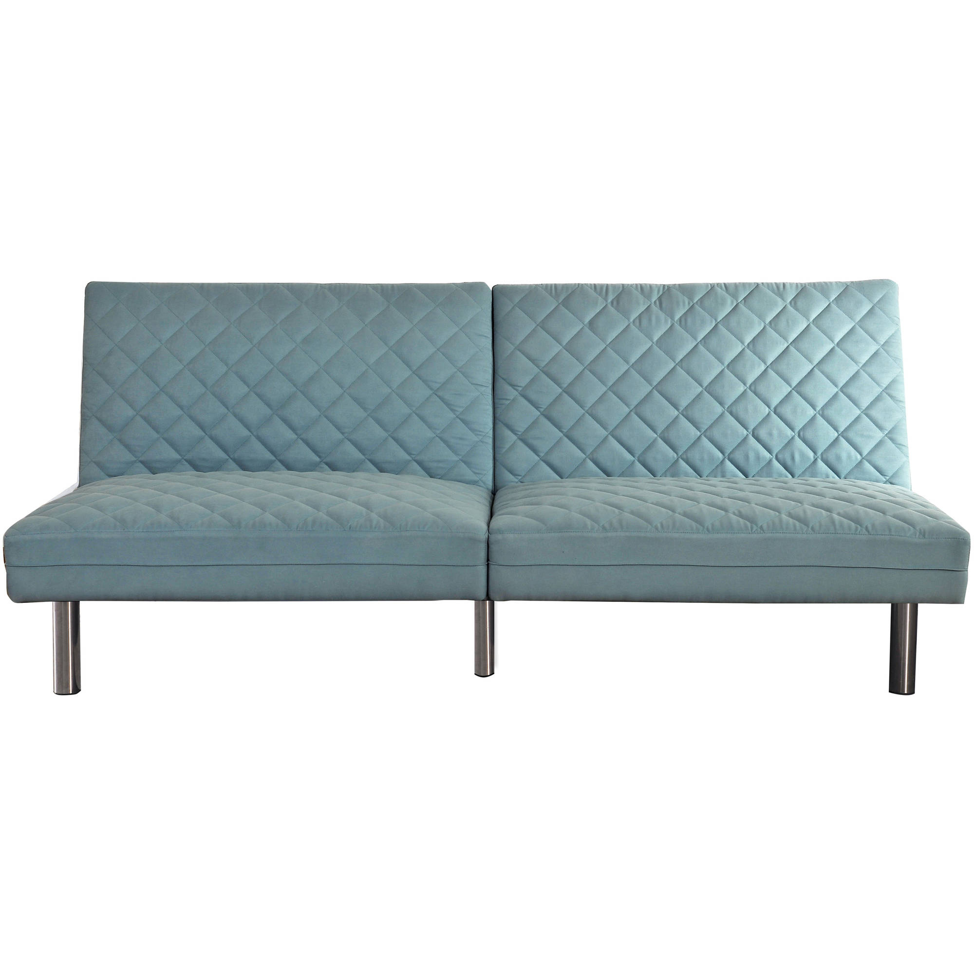 Memory Foam Quilted Futon, Multiple Colors
