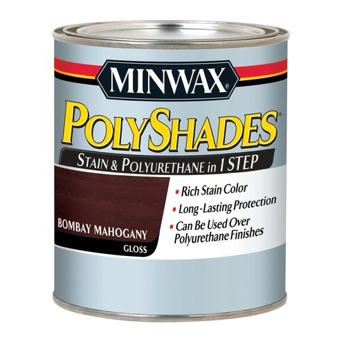 Minwax Polyshades Stain & Finish Polyurethane In 1-Step