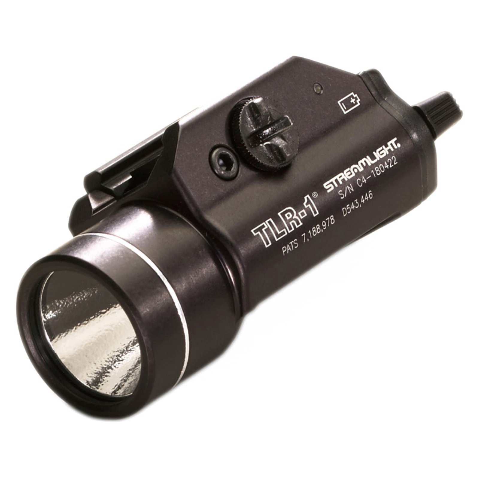 Streamlight TLR-1 69110 Tactical Weapon Mount Flashlight C4 LED by Streamlight