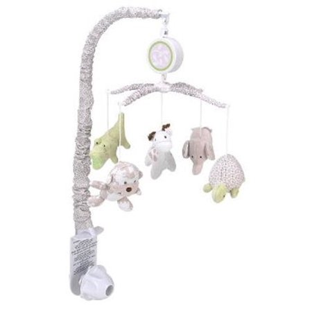 Koala Baby Essentials Jungle Mobile - Mocha ()