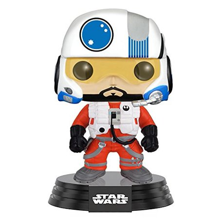 POP Star Wars: Episode 7: The Force Awakens Figure - Snap Wexley, From Star Wars: Episode 7: The Force Awakens, Snap Wexley, as a stylized POP vinyl.., By FunKo - Episode 7 Star Wars