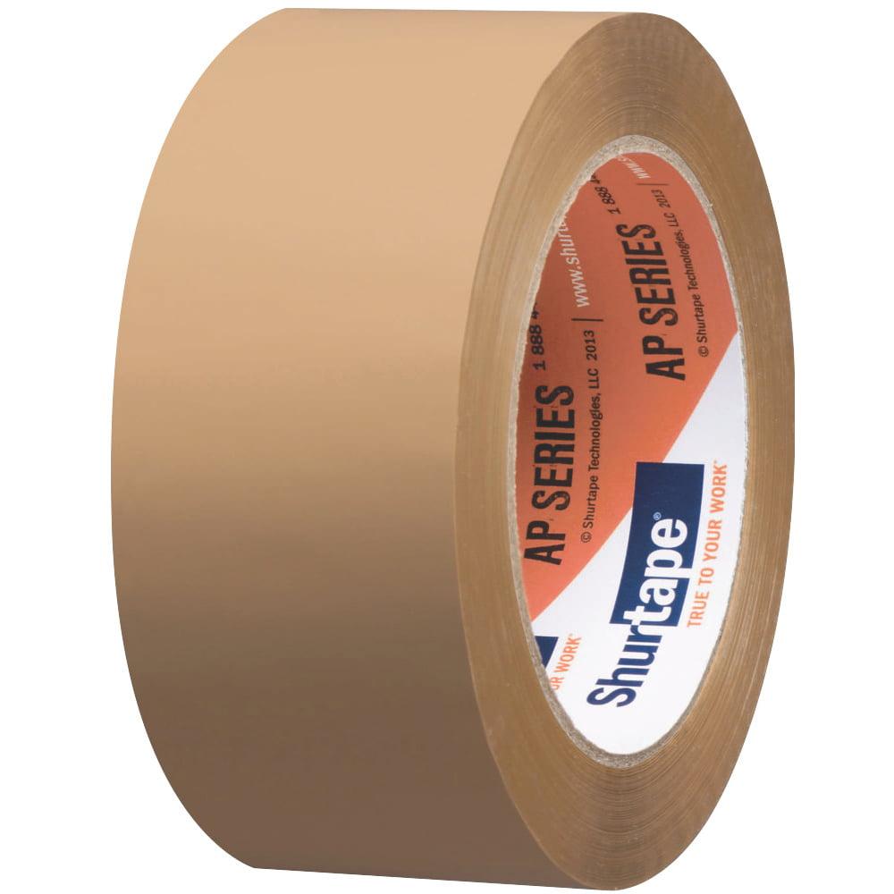 Shurtape AP-101 General Purpose Grade Packaging Tape: 2 in. x 110 yds. (Tan)