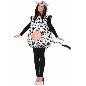 CO-MOO COW - ONE SIZE (Cow Halloween Dallas)