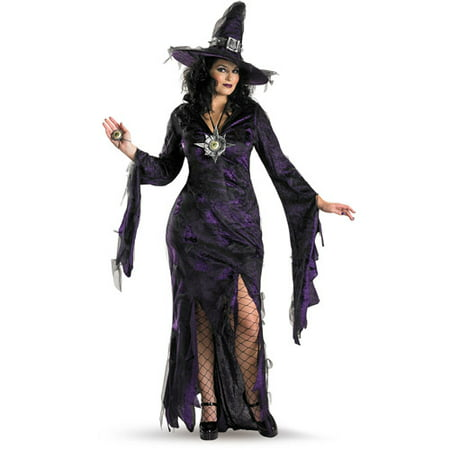 Sorceress Adult Halloween Costume](Adult Sorceress Costume)