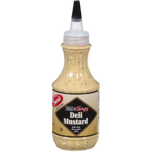 Beano's Deli Mustard, 8 oz