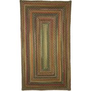 Capel Rugs - Sherwood Forest Oval Braided Rugs