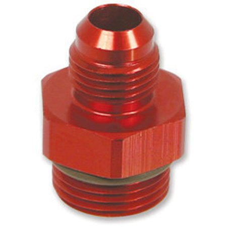 Quick Fuel 19-106QFT Fuel Inlet Pro Series Fuel Bowl Fitting #8 Port to # 6 AN -