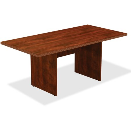 - Lorell, LLR34376, Chateau Conference Table, 1 Each