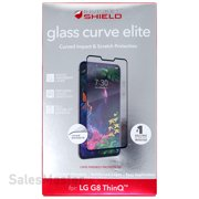 ZAGG InvisibleShield Glass Curve Elite Screen Protector for LG G8 ThinQ