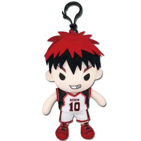 Plush Key Chain - Kuroko's Basketball - New SD Kagami Plush ge37398 - image 1 of 1