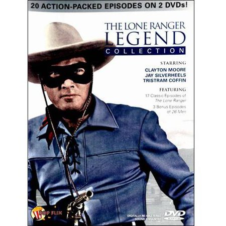 The Lone Ranger Legend Collection