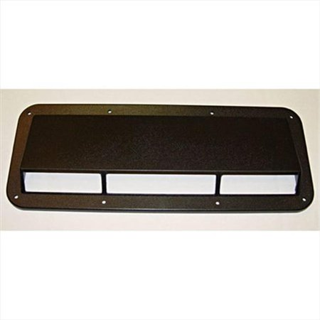 Ram Air Induction Scoop, 78-95 Jeep CJ And Wrangler