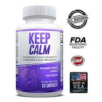 Mood & Stress Support Supplements - Walmart com