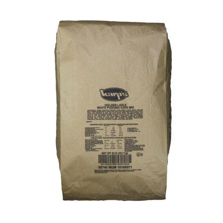 (Price/Pack)Karp's 10198971 Mix White Pudding Cake Golden Ladle 1-50 Pound