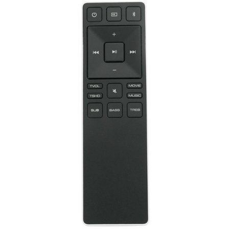 New XRS551-D Remote Fit for Vizio Sound Bar SB4051-D5 SB3851-D0 SB3820-C6 SB4451-C0 SB4551-D5 SB3651-E6