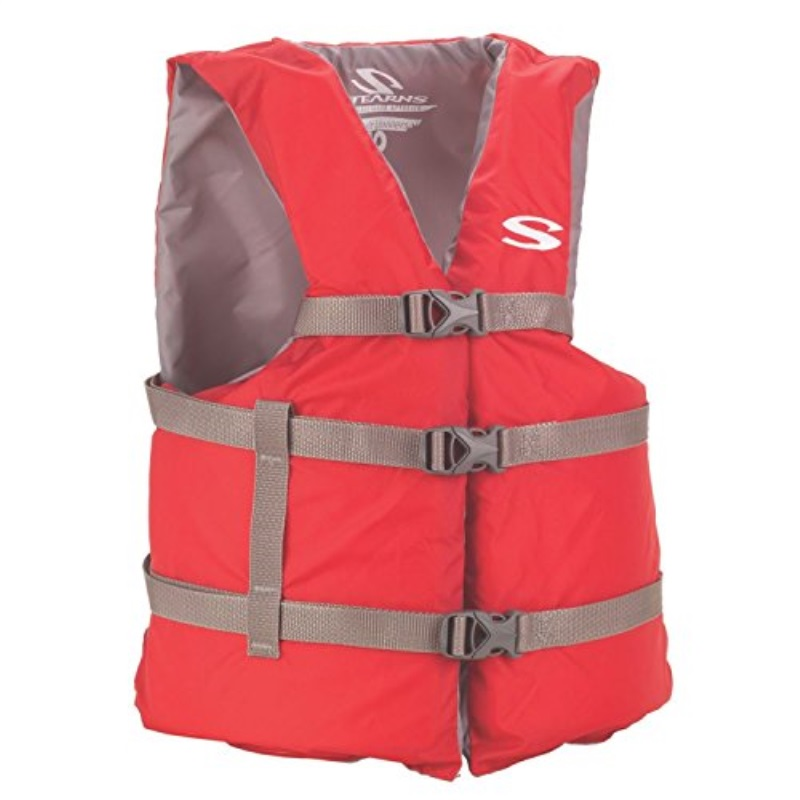 Stearns Adult Classic Series Vest, 3000001413, Red, Oversized - image 1 of 1