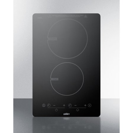 Summit 13 Induction Cooktop With