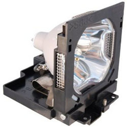 Replacement for SANYO PLC-XF35N LAMP and HOUSING